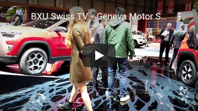 BXU Swiss TV - Geneva Motor Show 2019 / Part 5