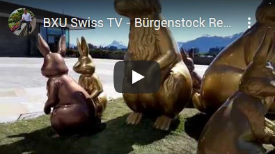 BXU Swiss TV - Bürgerstock Resort