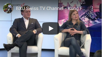 BXU Swiss TV - Kung Fu Success Story