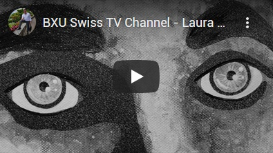 BXU Swiss TV - Laura Chaplin exhibition in Nyon trailer