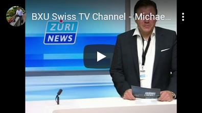 BXU Swiss TV - Michael at the Züri News