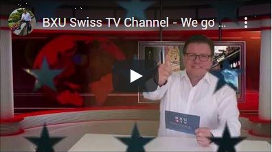 BXU Swiss TV - We go for it!!!