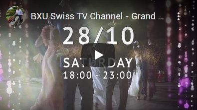 BXU Swiss TV - Grand Charity Bal TREASURES OF RUSSIA