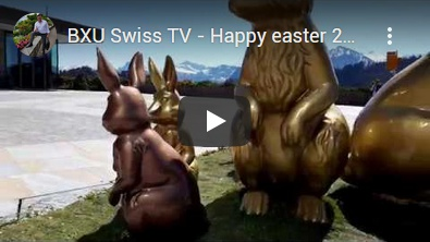 BXU Swiss TV - Happy easter 2019