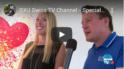 BXU Swiss TV - Special in Zürich mit Laura Chaplin
