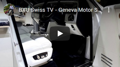 BXU Swiss TV - Geneva Motor 2019 / Trailer 2019