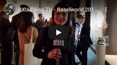 BXU Swiss TV - Baselworld 2019 / Part 2