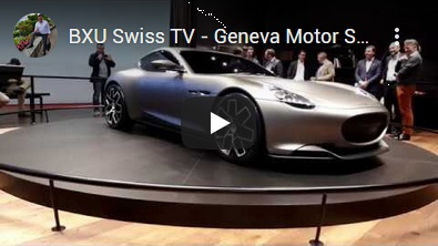 BXU Swiss TV - Geneva Motor Show 2019 / Part 2