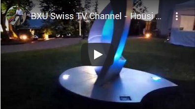 BXU Swiss TV - Housi Knecht Vernissage 2018