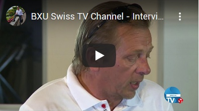 BXU Swiss TV - Interview mit Karsten Molitor vom MRS Porsche Team