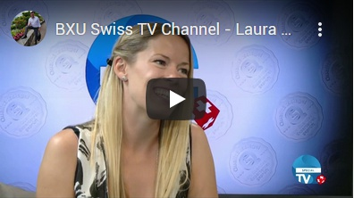 BXU Swiss TV - Laura Chaplin Special Interview 2018